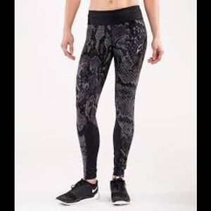 Nike Dri-FIT Epic Lux Printed Running Tights